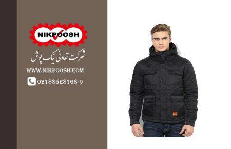 لباس فرم زمستانی|کاپشن|ZK01